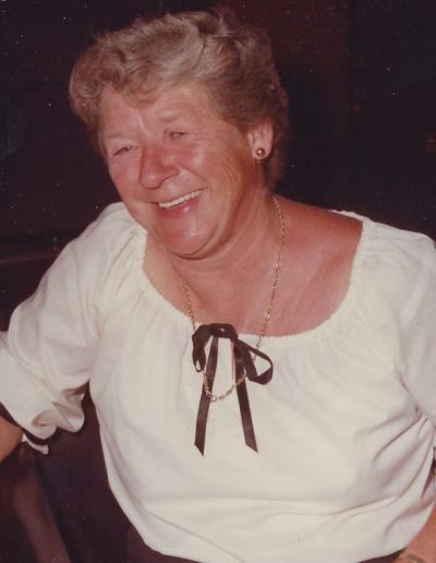 June Wood Somerville