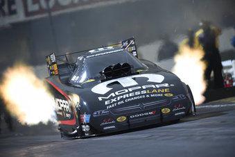 NHRA Auto Racing