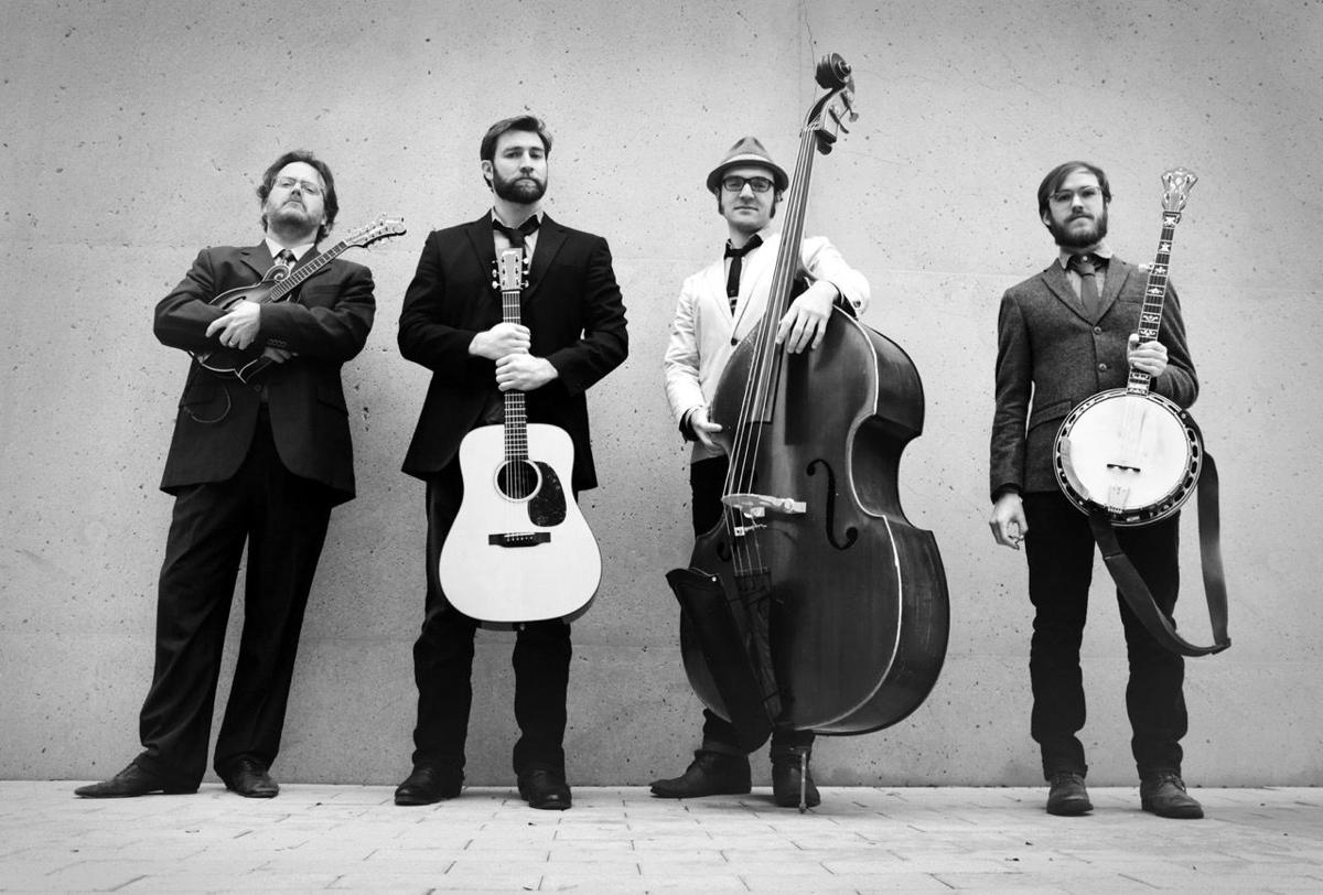 Austin Bluegrass Band \'Wood and Wire\' to play Feist Wines | On the ...