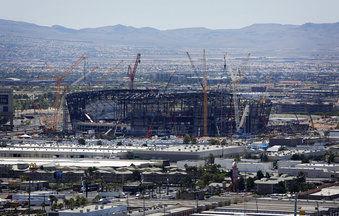 Las Vegas Stadium Allegiant