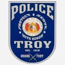Troy Police logo