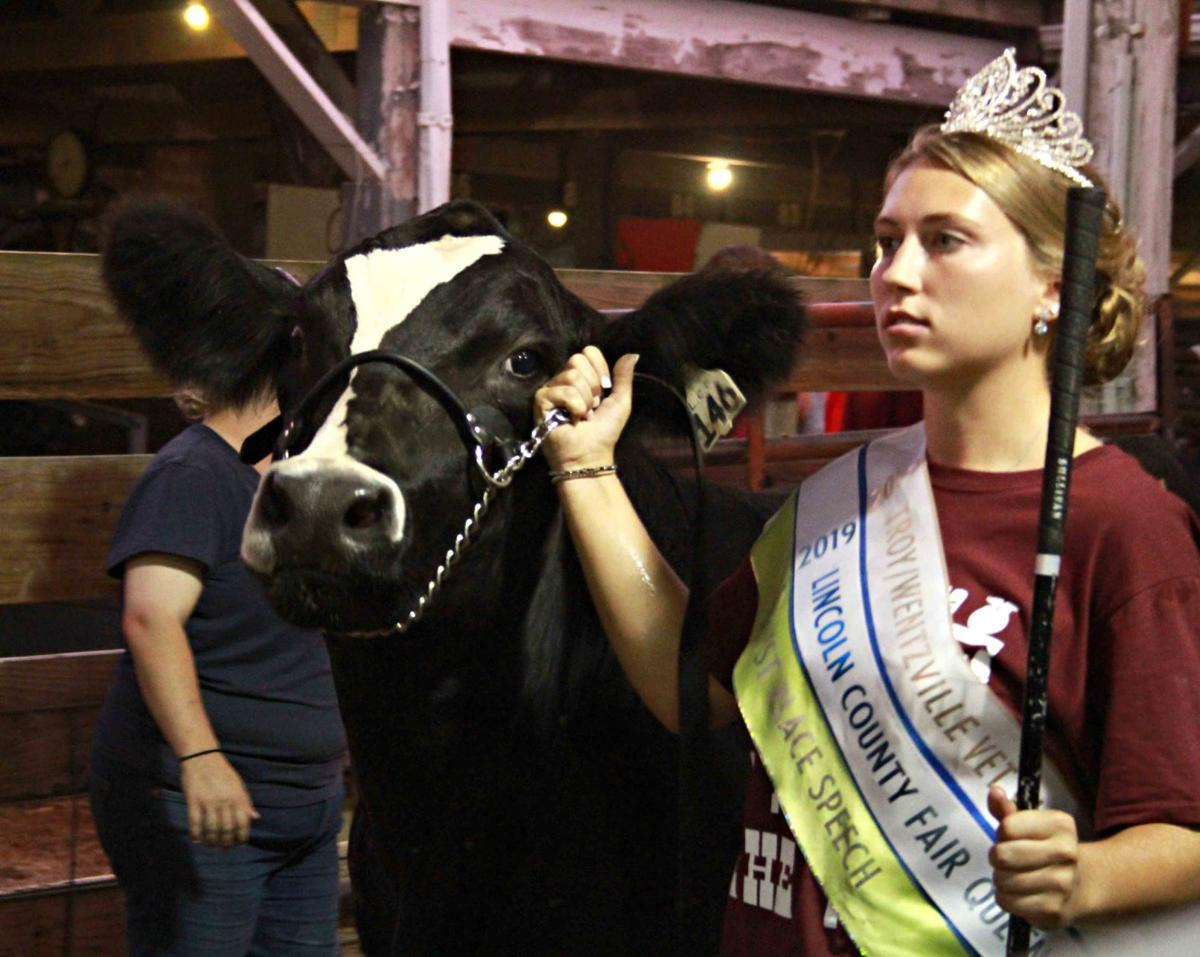 Looking back at the Lincoln County Fair, 4-H royalty
