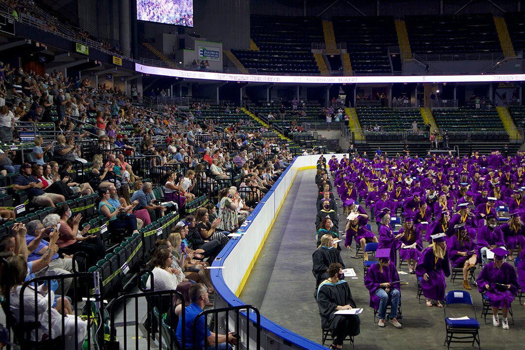 Grads and Audience