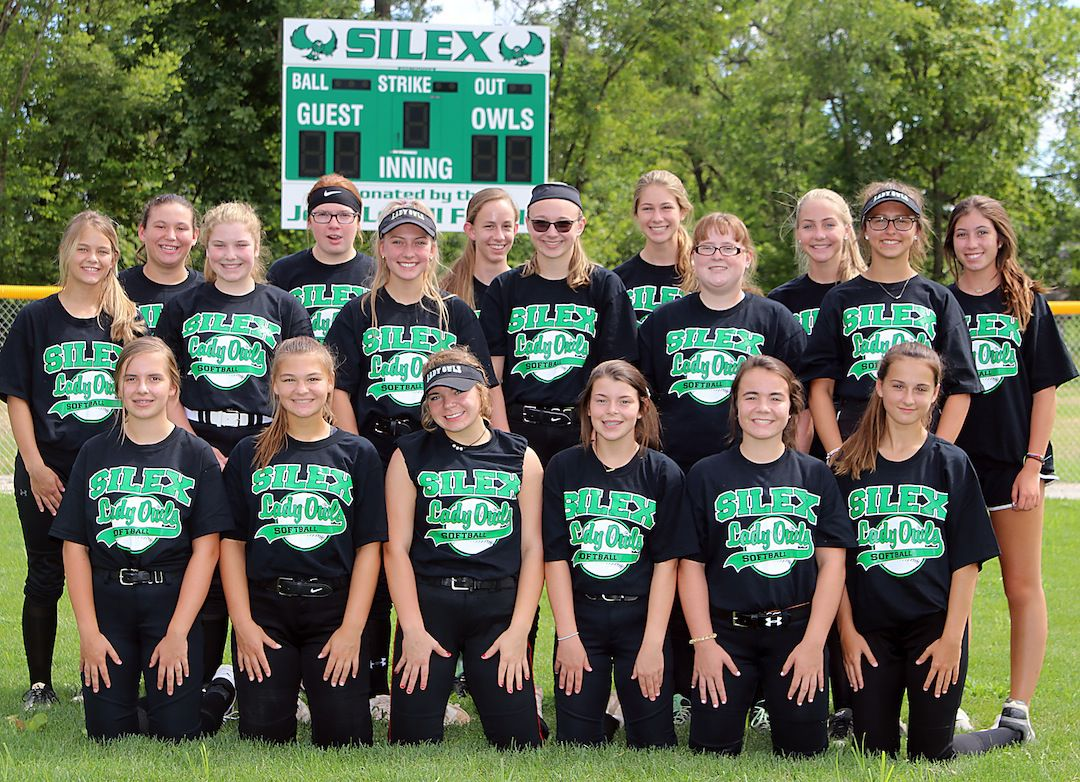 Silex Lady Owls Softball 2019