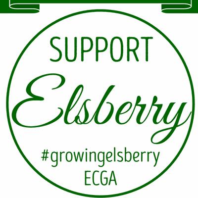 Elsberry Community Growth Association logo