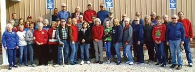 Local food pantry busy through the holidays