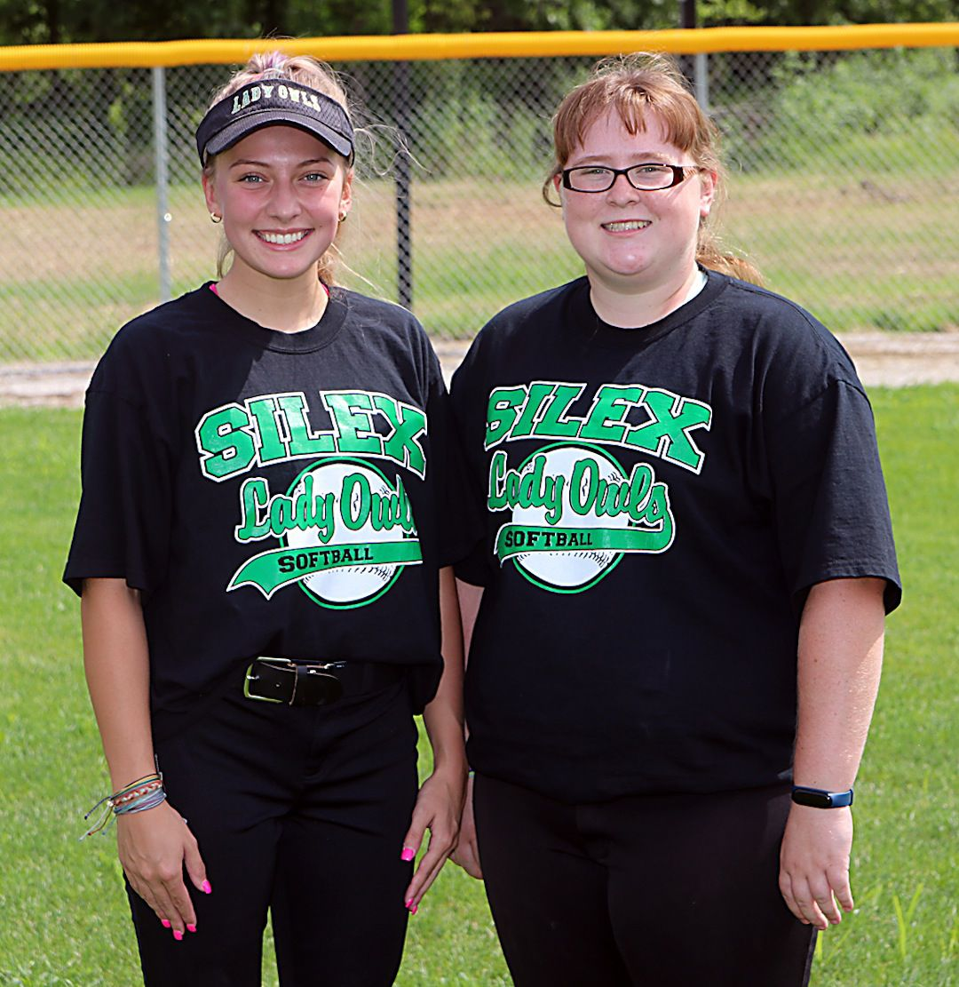 Silex Lady Owls Softball Seniors 2019