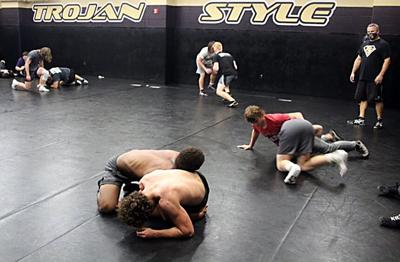 Troy Wrestling