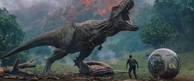 MOVIE REVIEW: Jurassic World: Fallen Kingdom