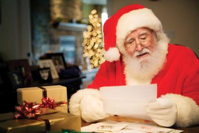 Santa Letters: Lincoln County Early Childhood Center
