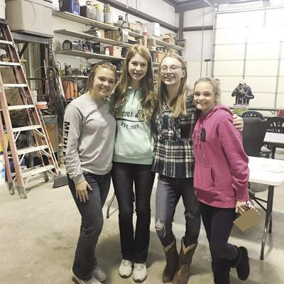 Silex FFA holds Christmas party, ends 2018 with Greenhand Week
