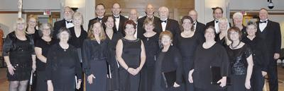 Choral Arts singing opportunity available