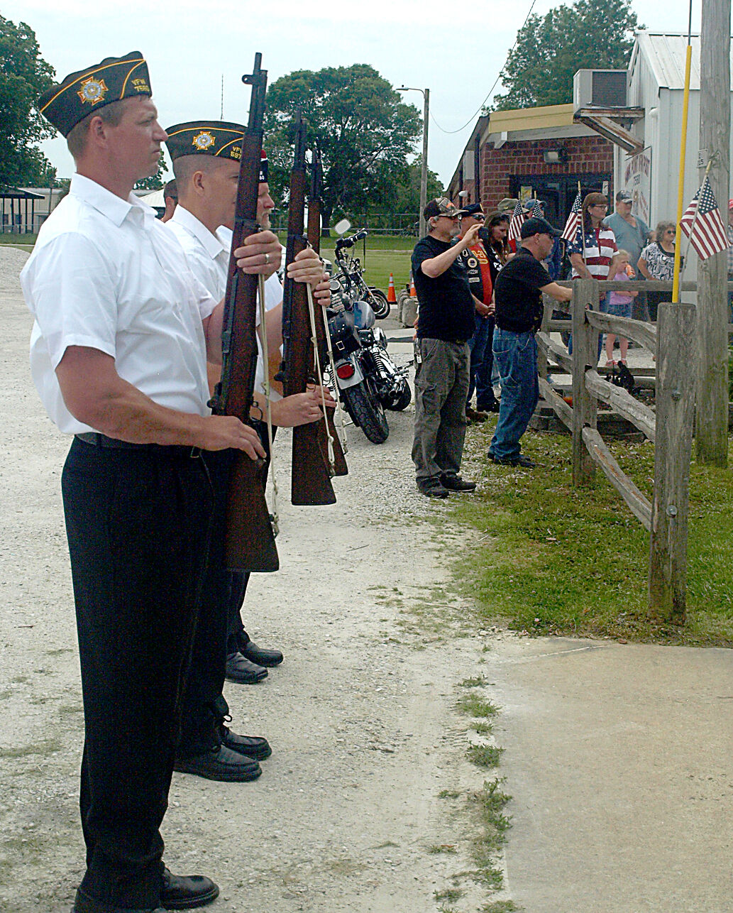 Hawk Point Honor Guard