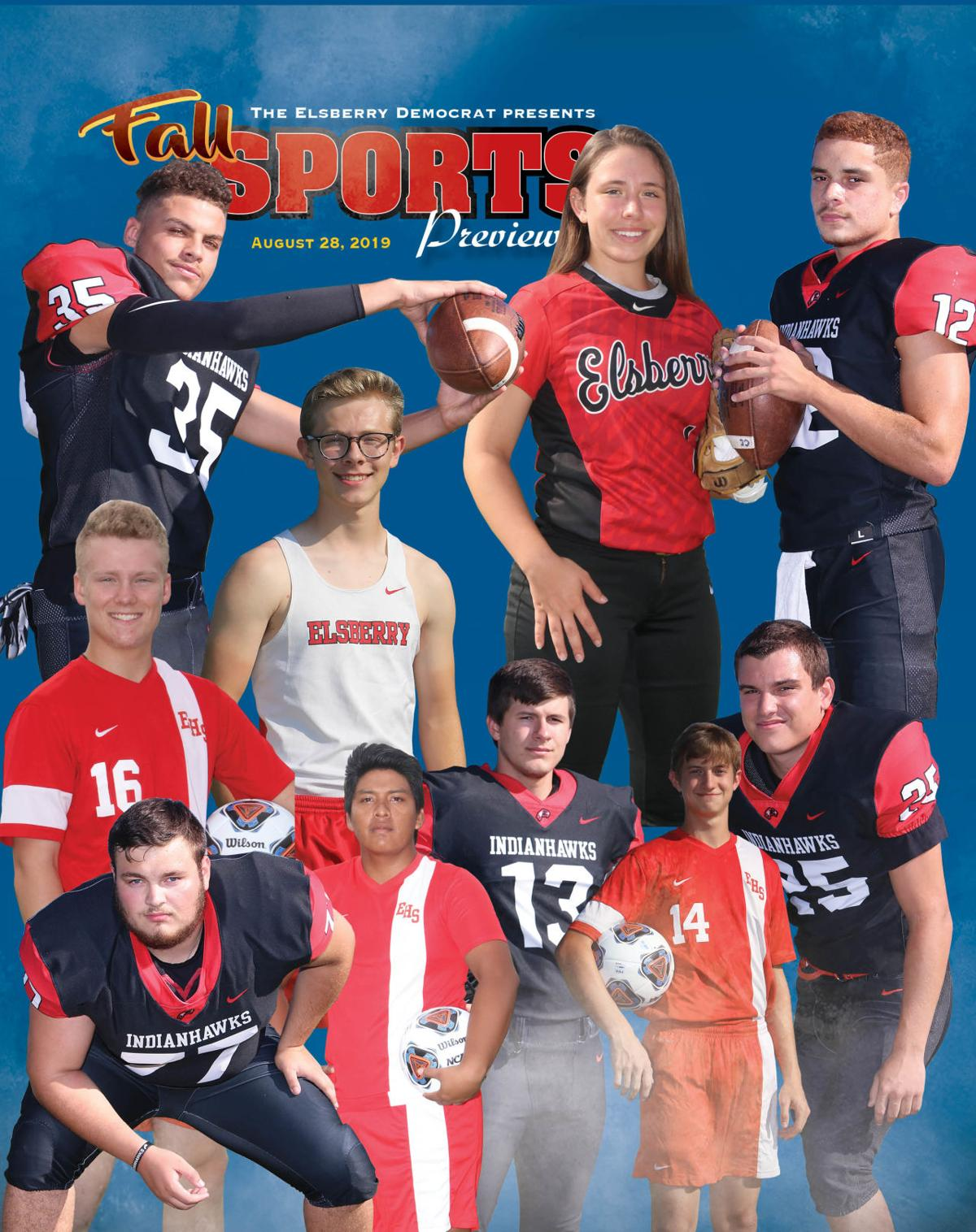 Page 1 Fall Sports Preview