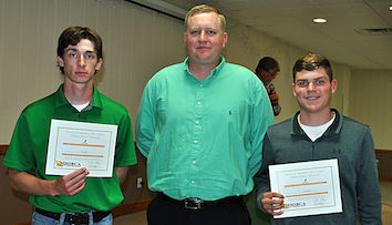 Owls Academic All-State Honors