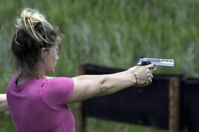 Handgun class