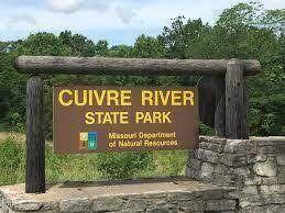 Cuivre River State Park logo