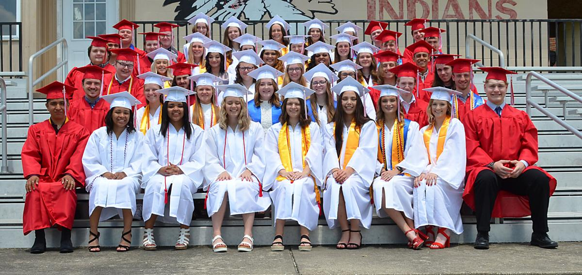 Elsberry graduation