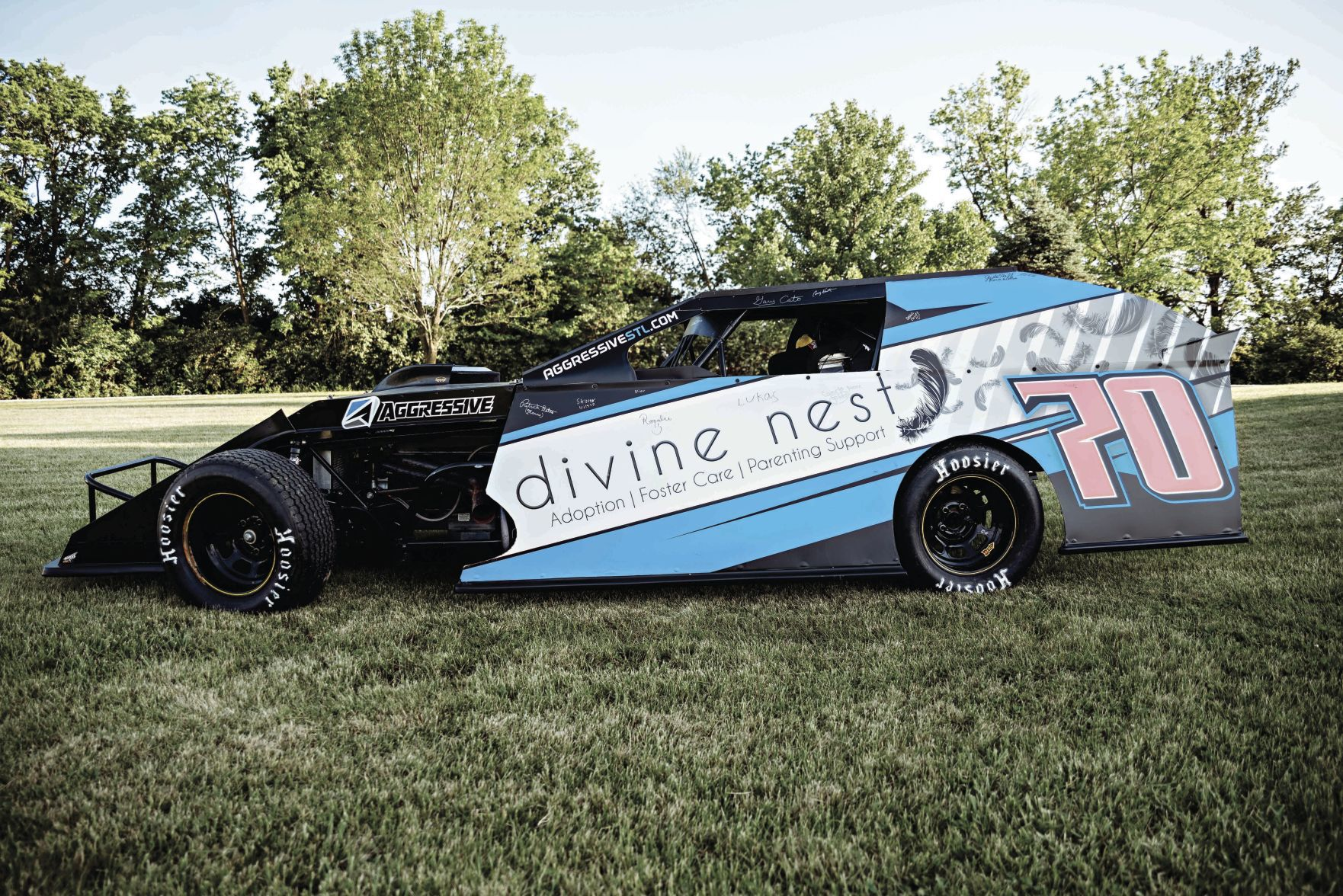 Divine Nest finds support from the racing world
