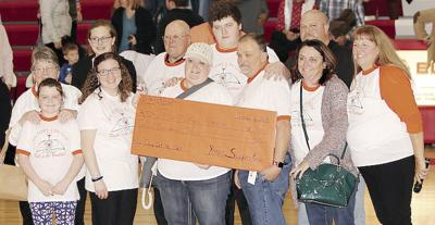 Orange out the Night raises $12,000 for local fighting cancer
