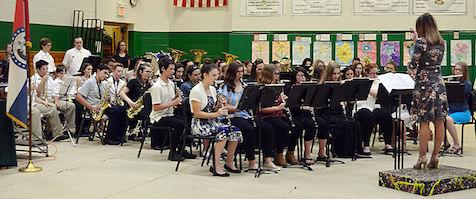Silex High School Band