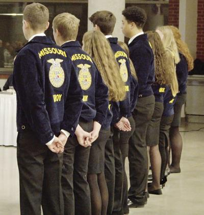 Lincoln County School Board meets with Ranken Tech, hears student FFA presentation