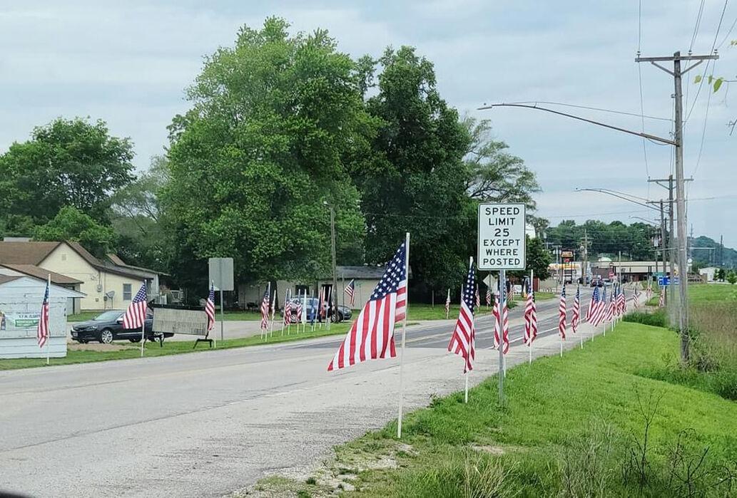 Elsberry Memorial Day service 2