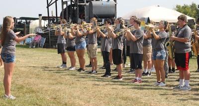 EHS Band at Old Threshers
