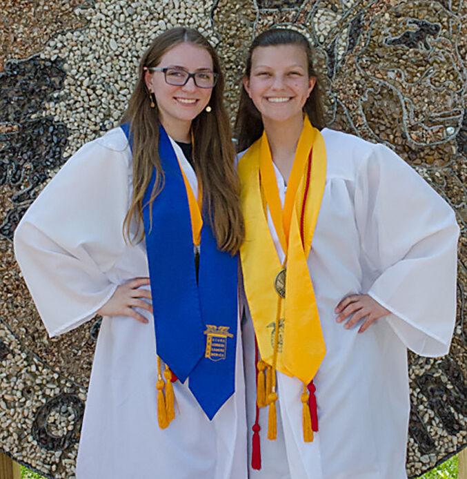 EHS Valedictorian and Salutatorian