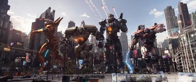 """MOVIE REVIEW – """"Pacific Rim: Uprising"""""""