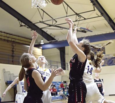 Lady Warriors rack up 60 points against Wright City Wildcats