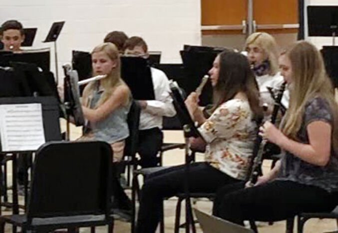Middle School Band 1