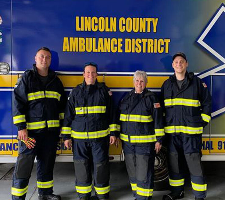 LCAD safety gear
