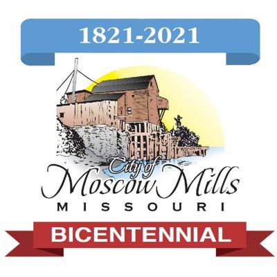 Moscow Mills Bicentennial logo