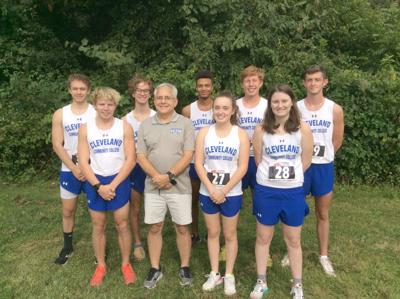 CCC Cross-Country Team