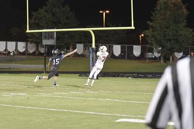 Knights Come Up Short Against Thomas Jefferson Sports