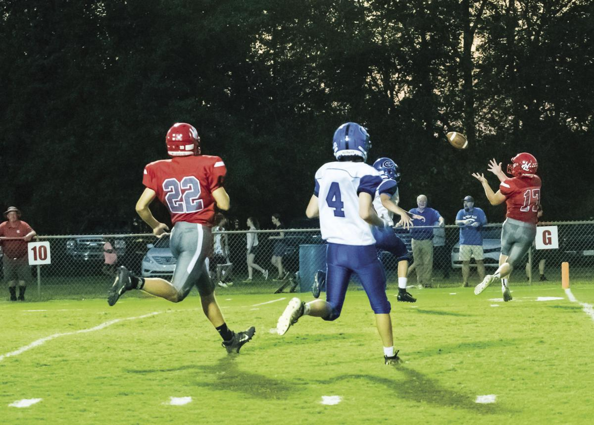 Chandler Carpenter vs. Cherryville