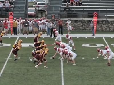 WL at Cherokee Football