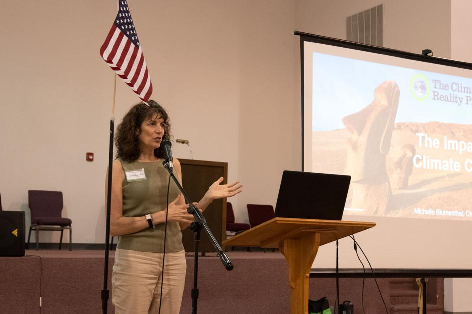 LC Dems hold educational program | News - Lincoln Times-News