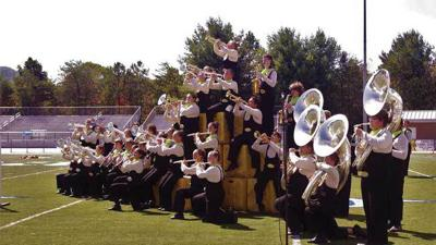 West Lincoln band keeps marching to victory
