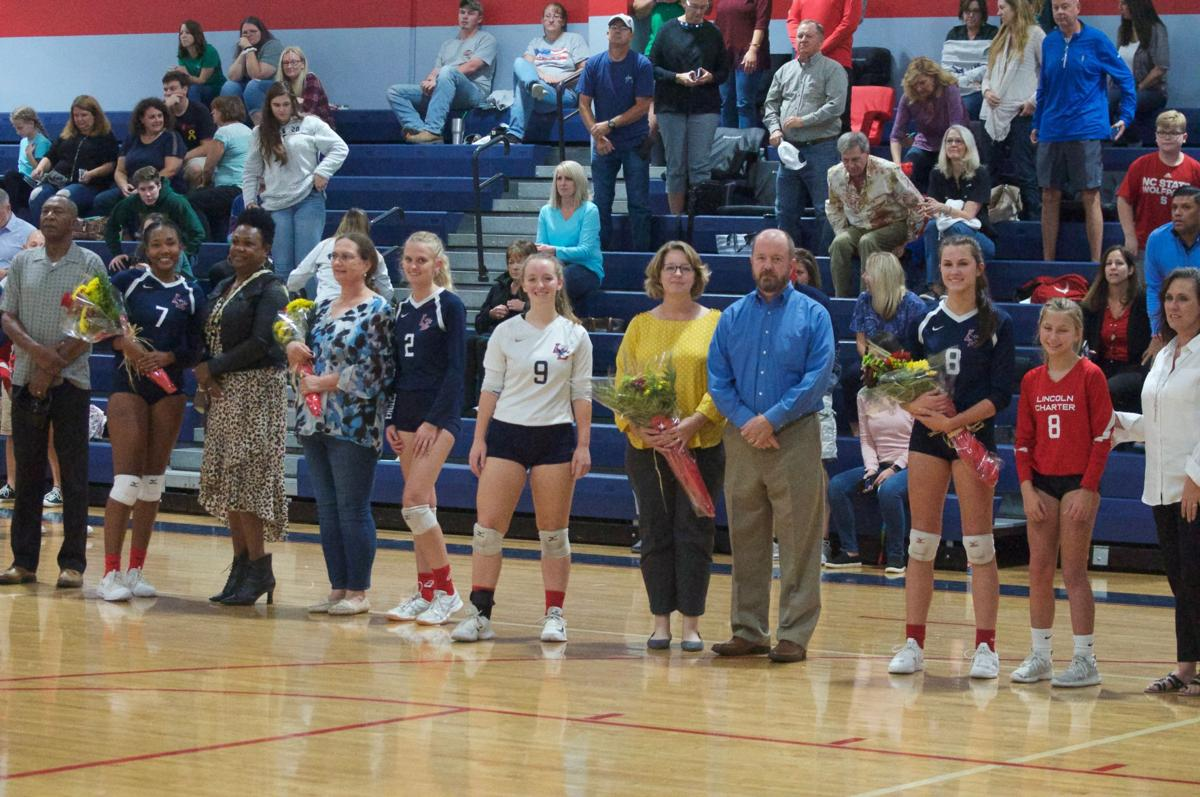 LC Volleyball Seniors