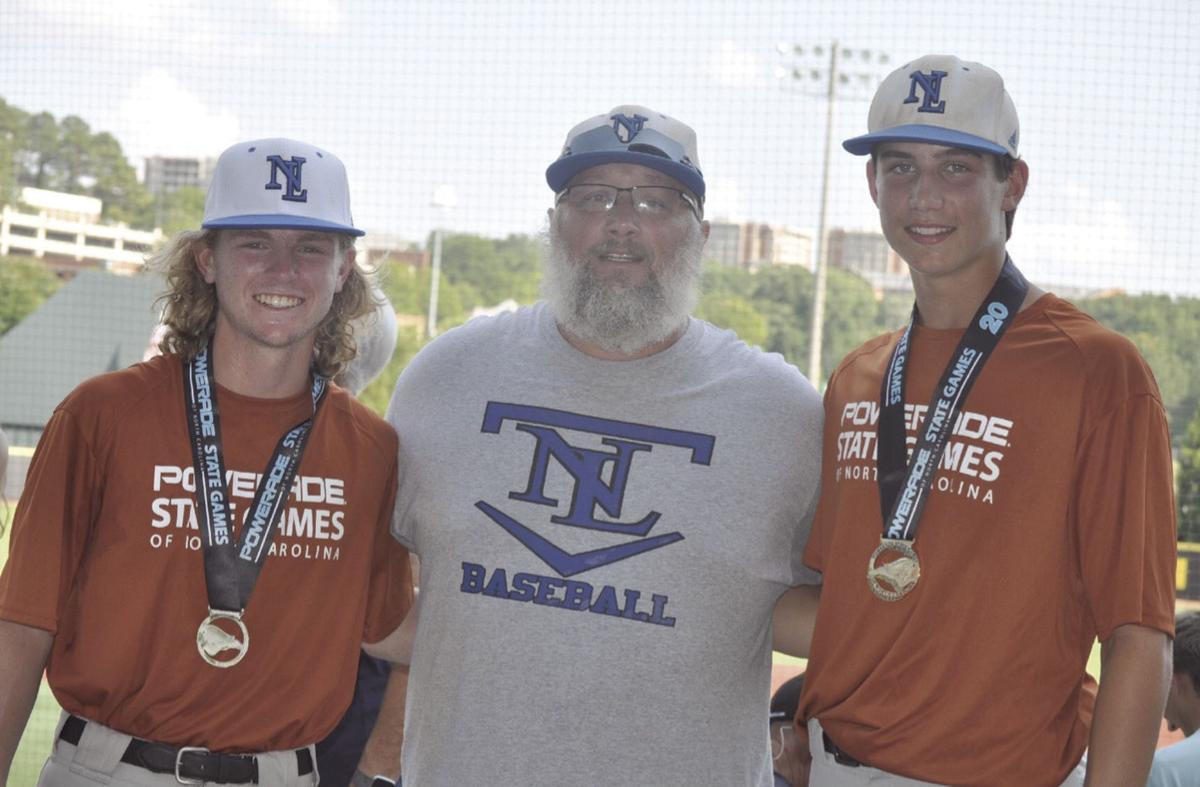 North Lincoln trio