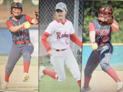 WL Senior Softball Players