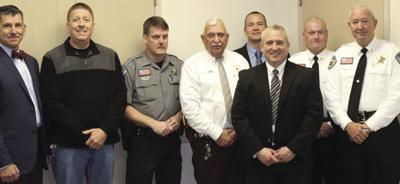 LCSO command staff