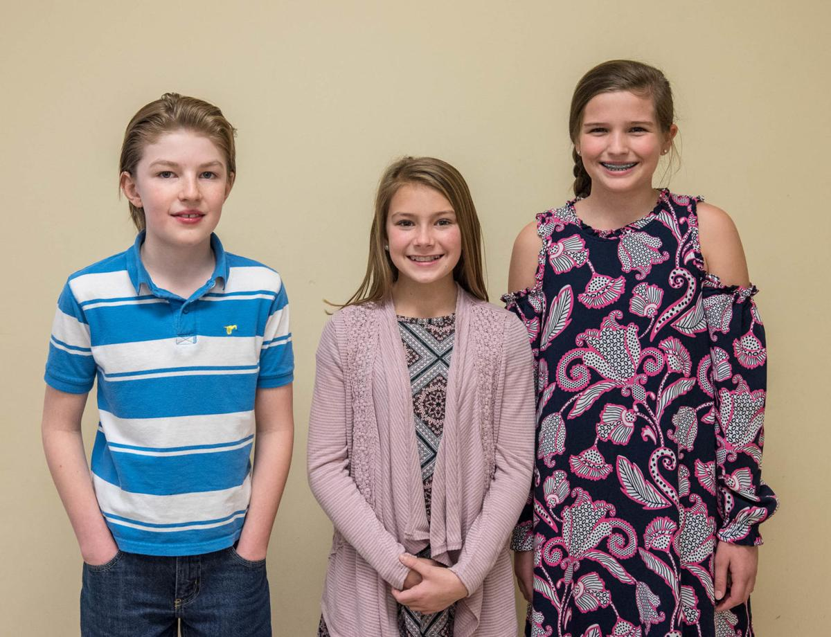 soil and water conservation district essay winners announced  soil and water essay