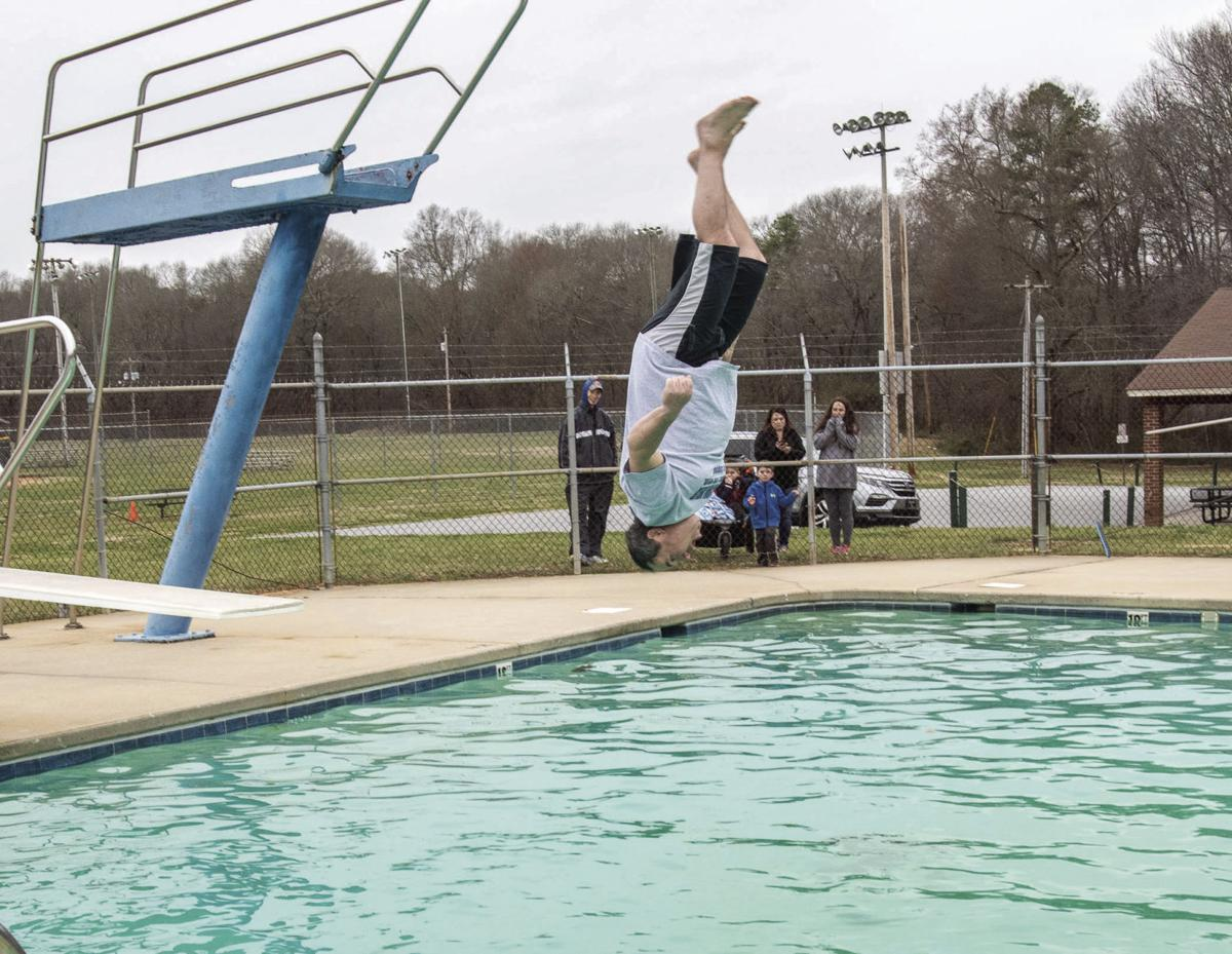 Polar Plunge Raises Money For Special Olympics Lincoln County News
