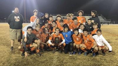 EL Soccer Team 2019