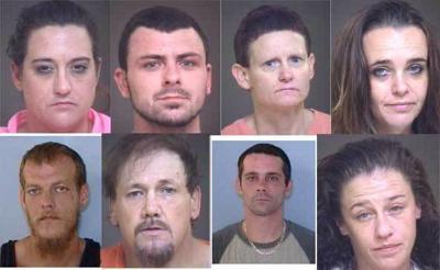 Nine facing felony drug charges | News | lincolntimesnews com