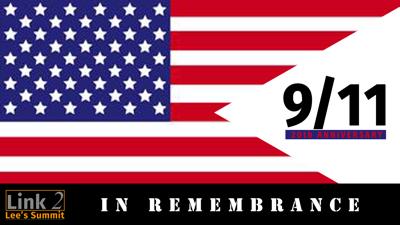 9/11 20th Anniversary Bug