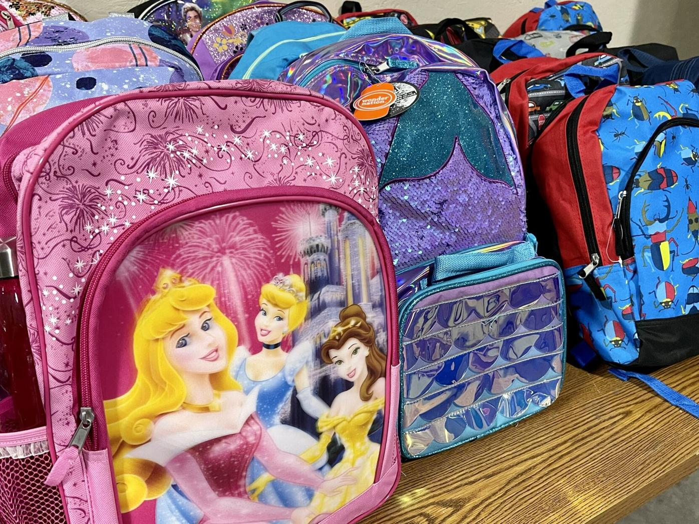 LSSS backpacks